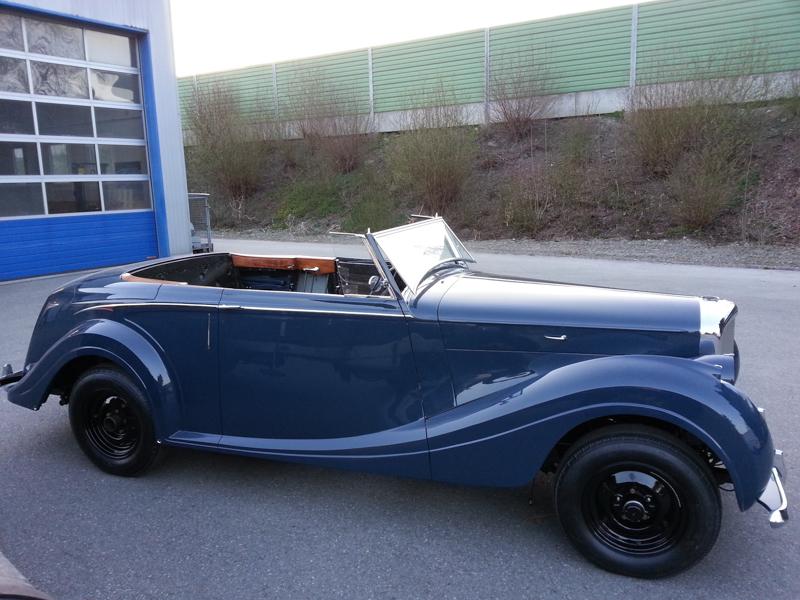 Bentley MK VI 1947 - 024