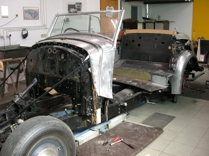 Bentley MK VI 1947 - 001