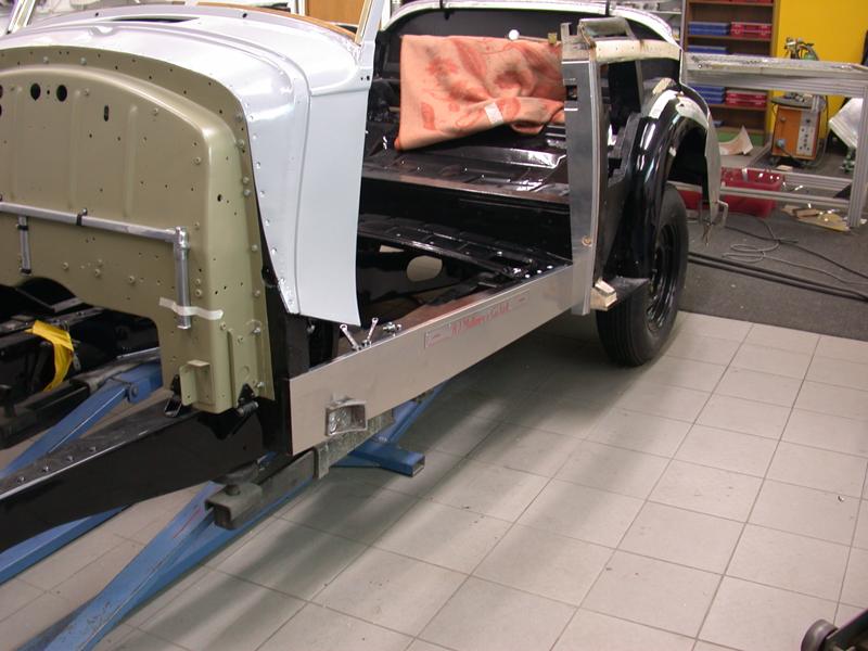 Bentley MK VI 1947 - 004