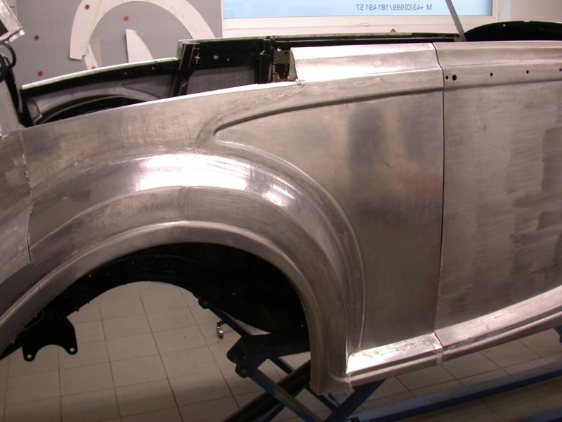 Bentley MK VI 1947 - 009