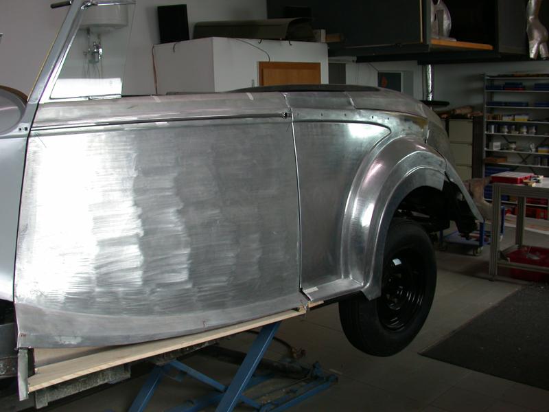 Bentley MK VI 1947 - 010