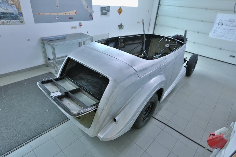 Bentley MK VI 1947 - 013