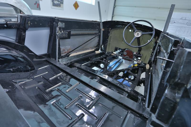 Bentley MK VI 1947 - 014