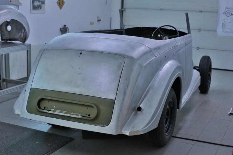 Bentley MK VI 1947 - 015