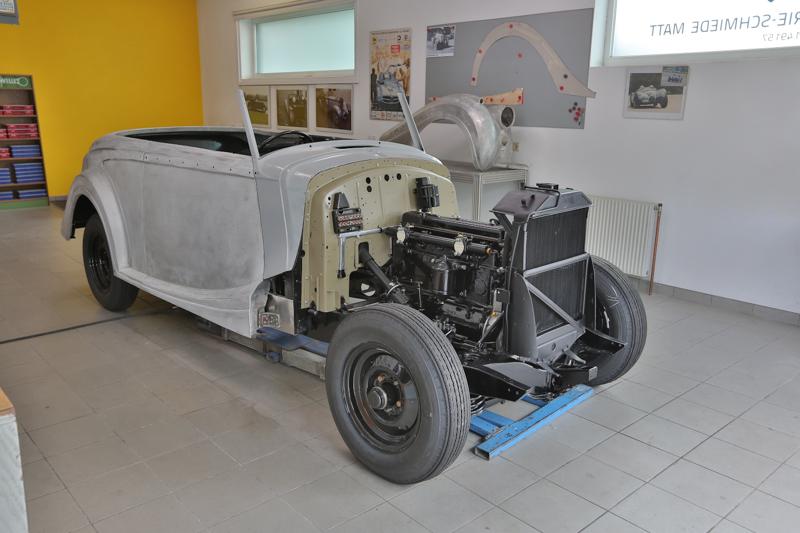 Bentley MK VI 1947 - 016