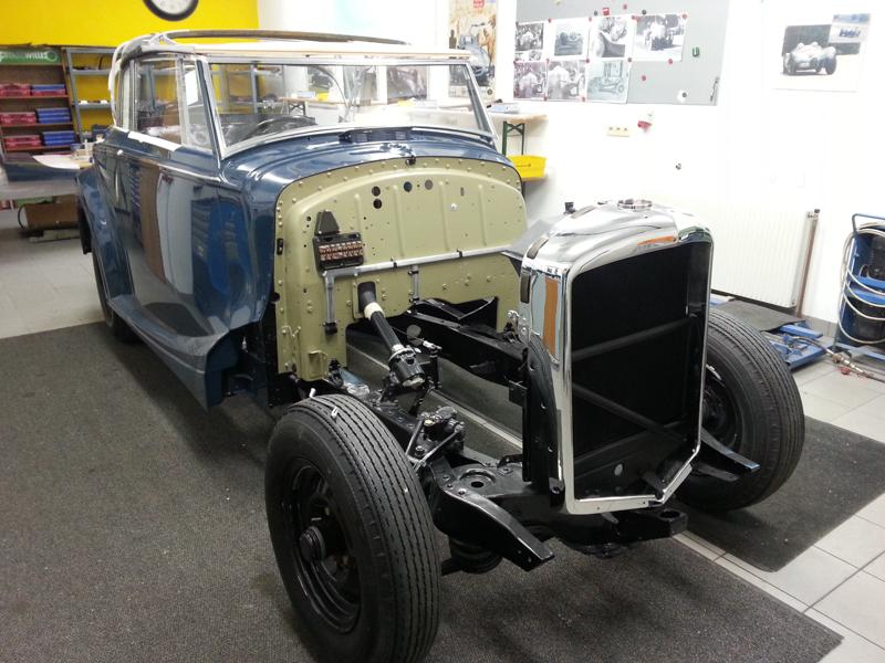 Bentley MK VI 1947 - 017