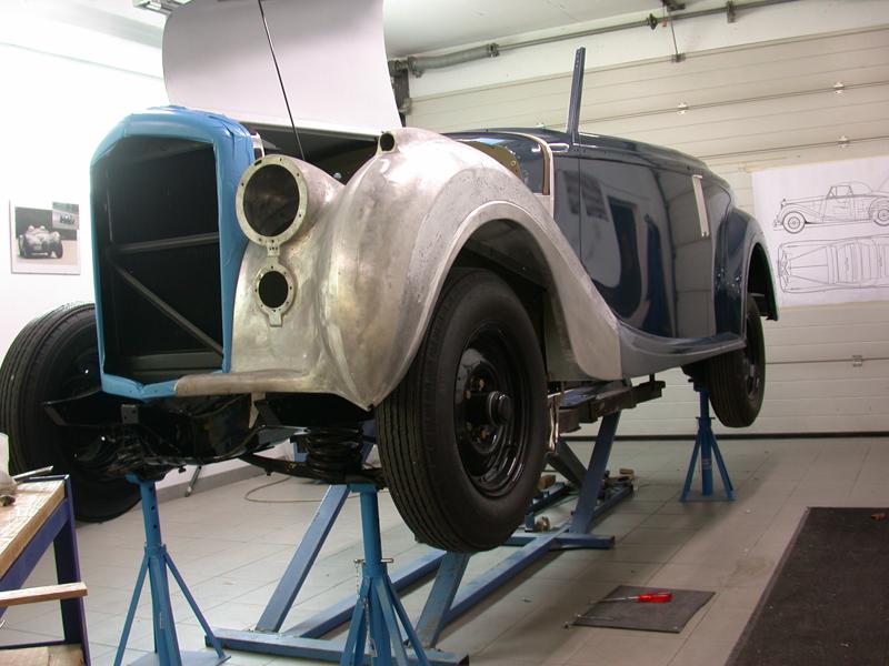 Bentley MK VI 1947 - 019