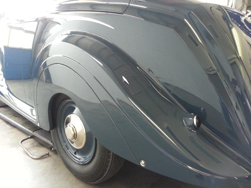 Bentley MK VI 1947 - 021