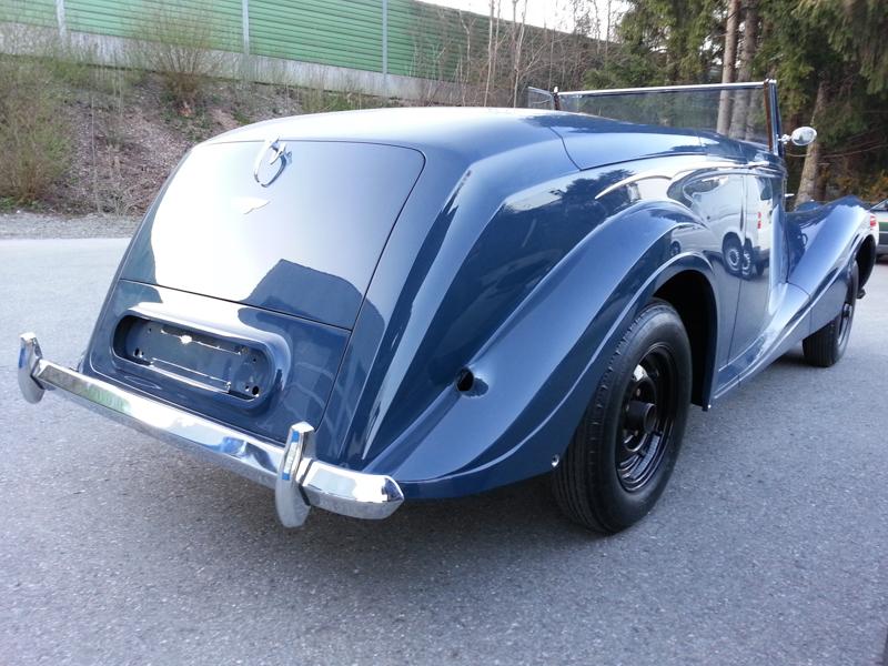 Bentley MK VI 1947 - 022