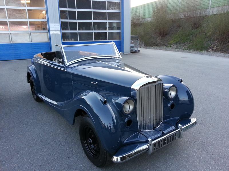Bentley MK VI 1947 - 023